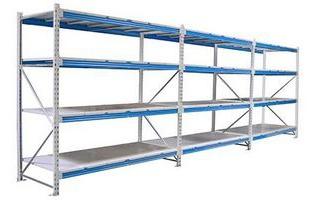 Стеллажи металлические среднегрузовые SGR (500 кг на полку)