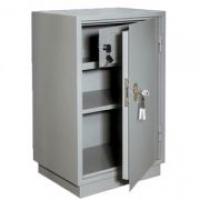 Шкаф металлический бухгалтерский КБ012т