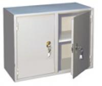 Шкаф металлический для документов бухгалтерский КБ 09