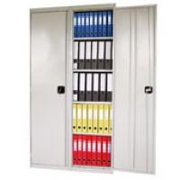 Шкаф металлический архивный ШХА-100(50) двухстворчатый