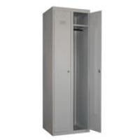 Шкаф сварной металлический для одежды ШР-22-800