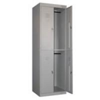 Шкаф металлический ШРК-24-600