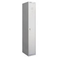 Шкаф металлический для одежды 1 секция ШРС-11дс-300
