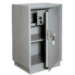 Шкаф металлический для документов бухгалтерский КБ011т