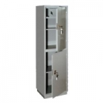 Шкаф металлический для документов бухгалтерский КБ023