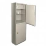 Шкаф металлический для документов бухгалтерский КБ032