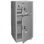 Шкаф металлический для документов бухгалтерский КБ042т