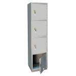 Шкаф металлический для документов бухгалтерский КБ 06
