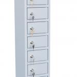 Шкаф для хранения мобильных телефонов на 10 ячеек