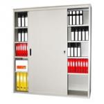 Шкаф-купе металлический архивный для документов AL 2012