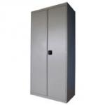 Шкаф металлический архивный ШХА-850(40) двухстворчатый