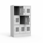 Шкаф металлический для ручной клади ШМ 33-30