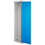 Шкаф металлический однодверный ШРЭК-21-530