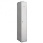 Шкаф металлический для одежды 1 секция ШРС-11дс-400